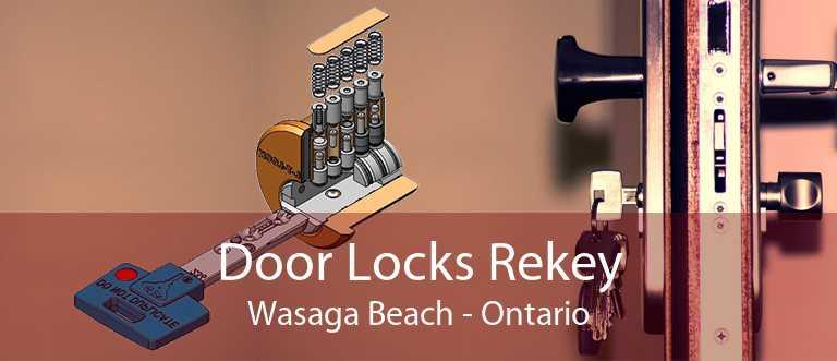 Door Locks Rekey Wasaga Beach - Ontario