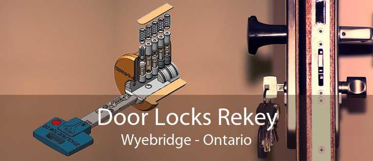 Door Locks Rekey Wyebridge - Ontario