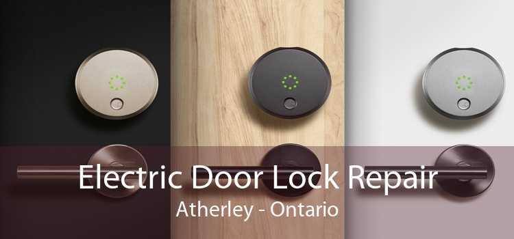 Electric Door Lock Repair Atherley - Ontario