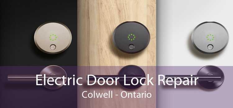Electric Door Lock Repair Colwell - Ontario