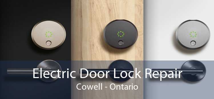 Electric Door Lock Repair Cowell - Ontario