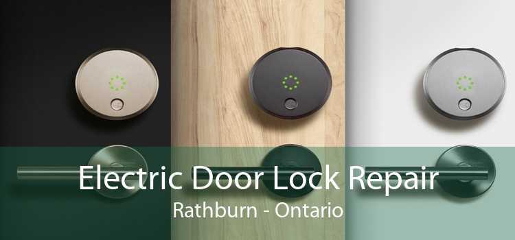 Electric Door Lock Repair Rathburn - Ontario
