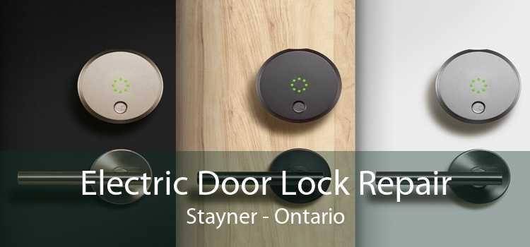 Electric Door Lock Repair Stayner - Ontario