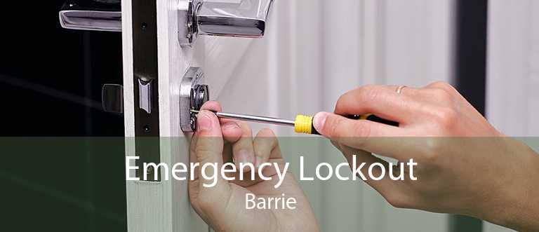 Emergency Lockout Barrie