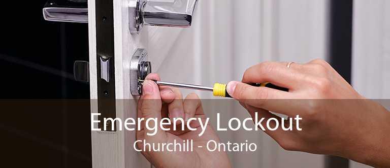 Emergency Lockout Churchill - Ontario