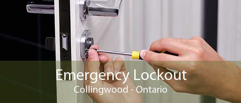 Emergency Lockout Collingwood - Ontario