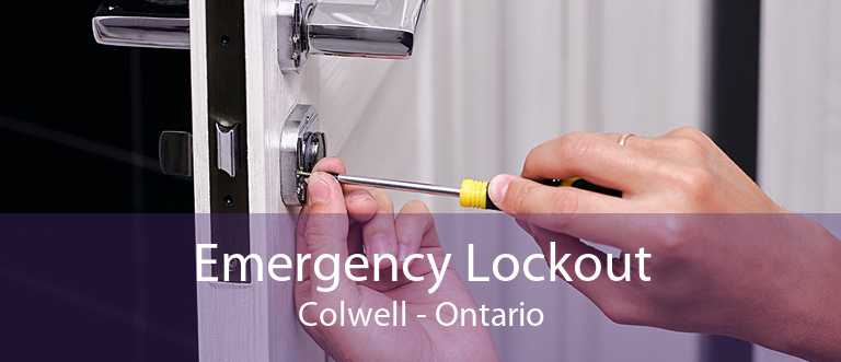 Emergency Lockout Colwell - Ontario