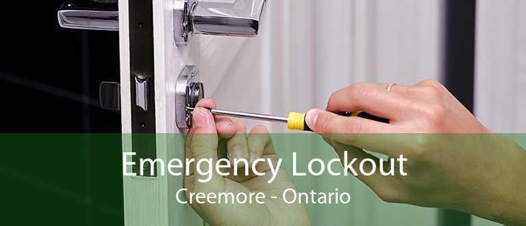 Emergency Lockout Creemore - Ontario