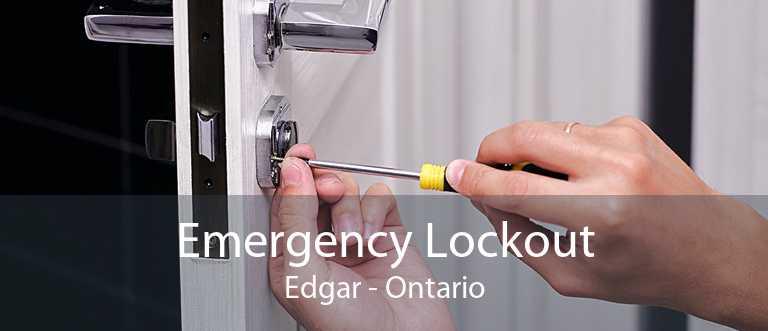 Emergency Lockout Edgar - Ontario