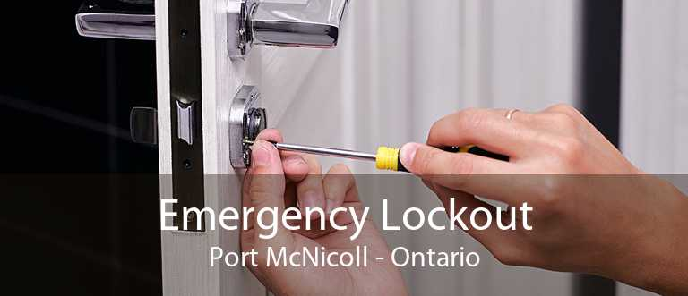 Emergency Lockout Port McNicoll - Ontario