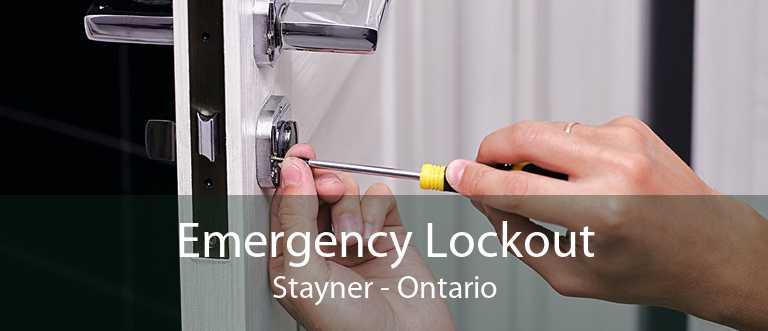Emergency Lockout Stayner - Ontario
