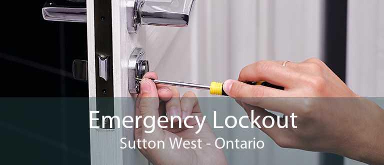 Emergency Lockout Sutton West - Ontario