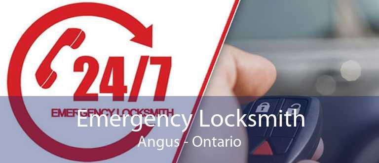 Emergency Locksmith Angus - Ontario