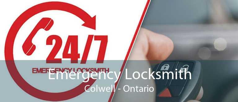 Emergency Locksmith Colwell - Ontario