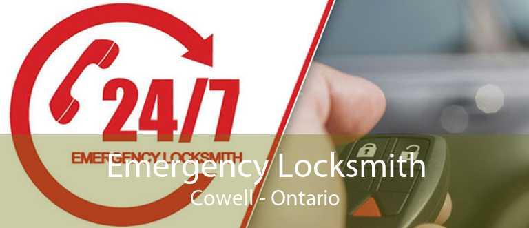 Emergency Locksmith Cowell - Ontario