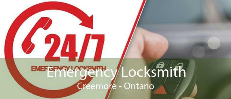 Emergency Locksmith Creemore - Ontario