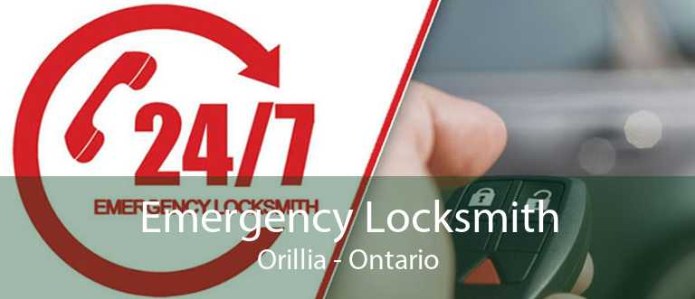 Emergency Locksmith Orillia - Ontario