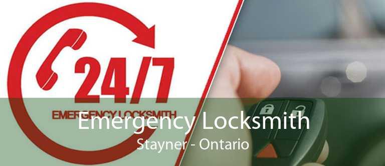 Emergency Locksmith Stayner - Ontario