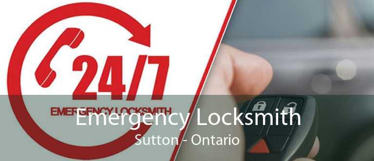 Emergency Locksmith Sutton - Ontario