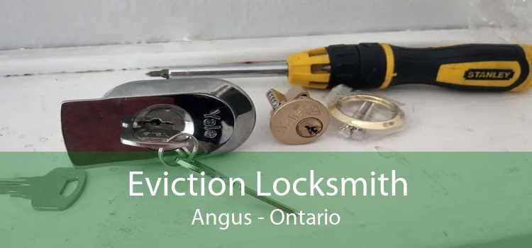 Eviction Locksmith Angus - Ontario
