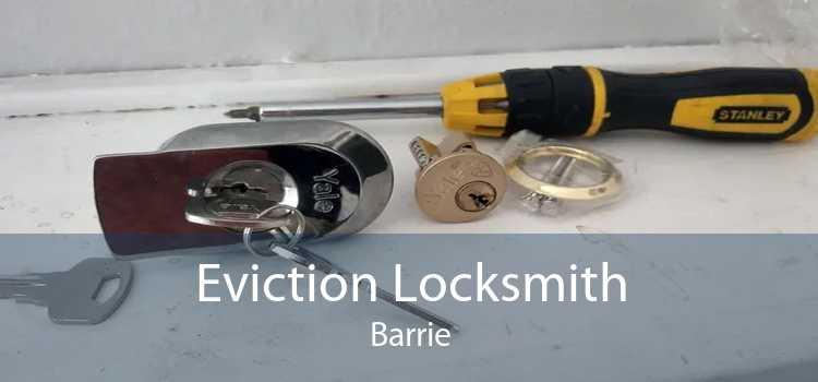 Eviction Locksmith Barrie