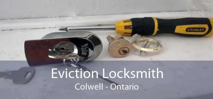 Eviction Locksmith Colwell - Ontario