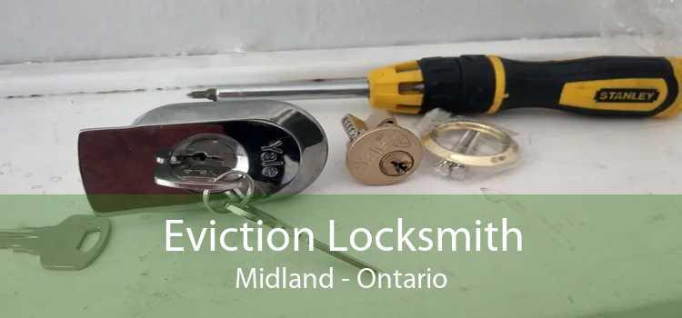 Eviction Locksmith Midland - Ontario