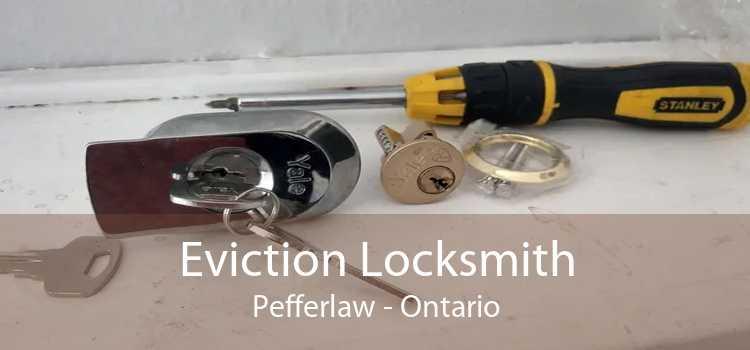 Eviction Locksmith Pefferlaw - Ontario