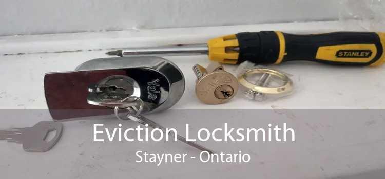 Eviction Locksmith Stayner - Ontario