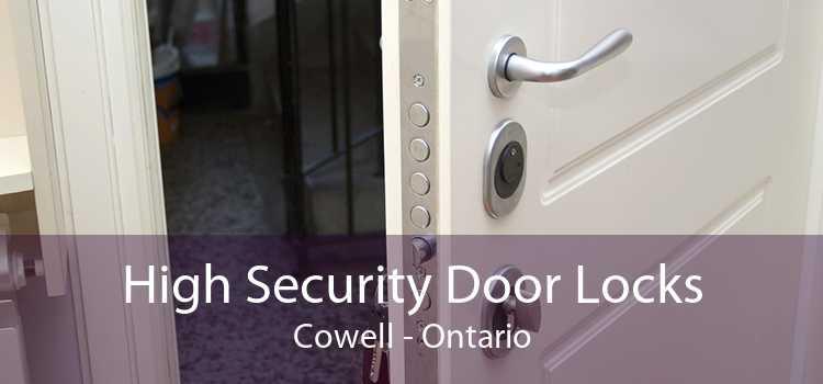 High Security Door Locks Cowell - Ontario