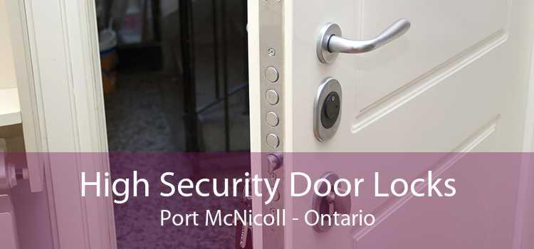 High Security Door Locks Port McNicoll - Ontario