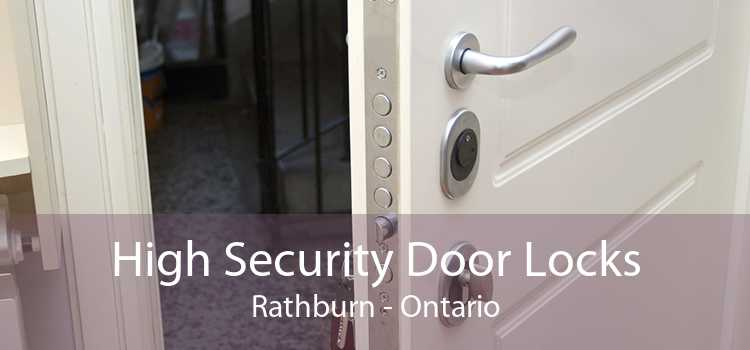 High Security Door Locks Rathburn - Ontario
