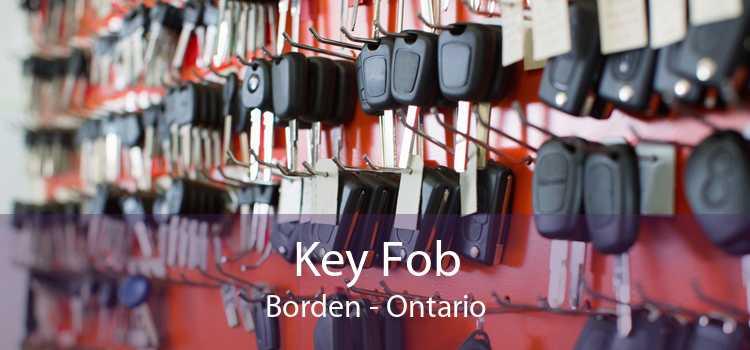 Key Fob Borden - Ontario