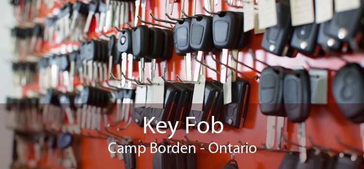 Key Fob Camp Borden - Ontario