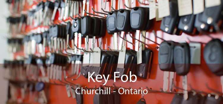 Key Fob Churchill - Ontario