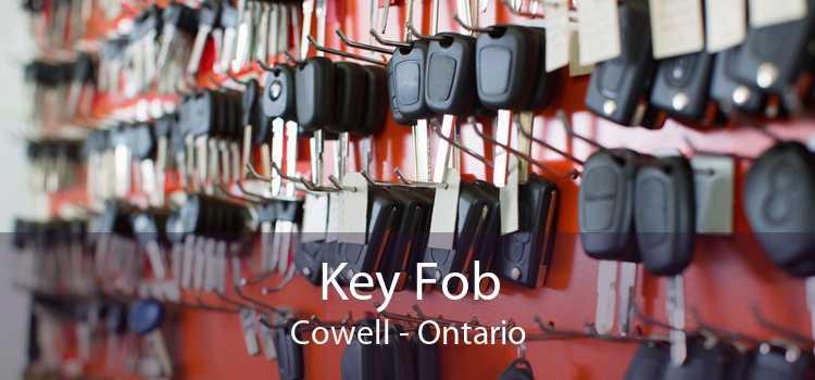 Key Fob Cowell - Ontario