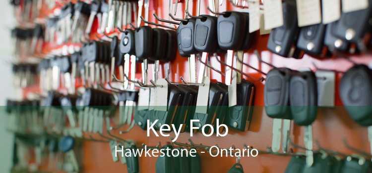 Key Fob Hawkestone - Ontario