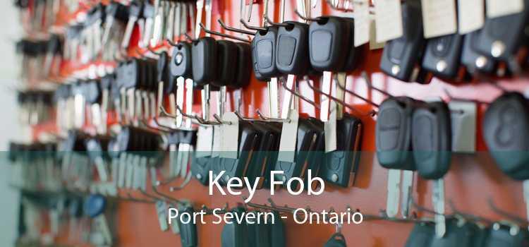 Key Fob Port Severn - Ontario