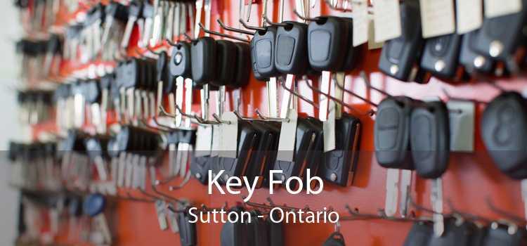 Key Fob Sutton - Ontario