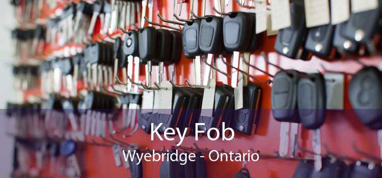 Key Fob Wyebridge - Ontario