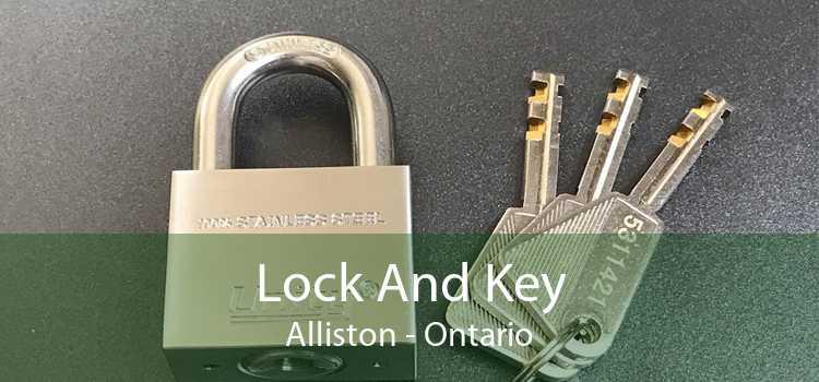 Lock And Key Alliston - Ontario