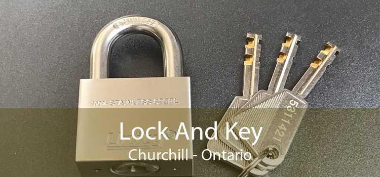 Lock And Key Churchill - Ontario