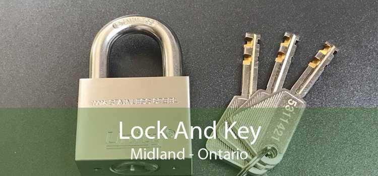 Lock And Key Midland - Ontario
