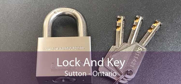 Lock And Key Sutton - Ontario