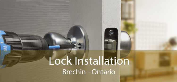 Lock Installation Brechin - Ontario