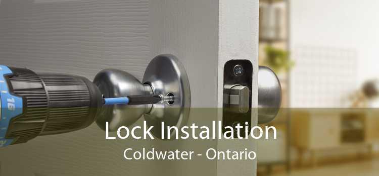 Lock Installation Coldwater - Ontario