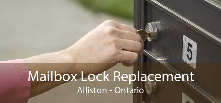Mailbox Lock Replacement Alliston - Ontario