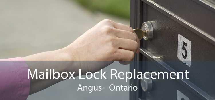 Mailbox Lock Replacement Angus - Ontario