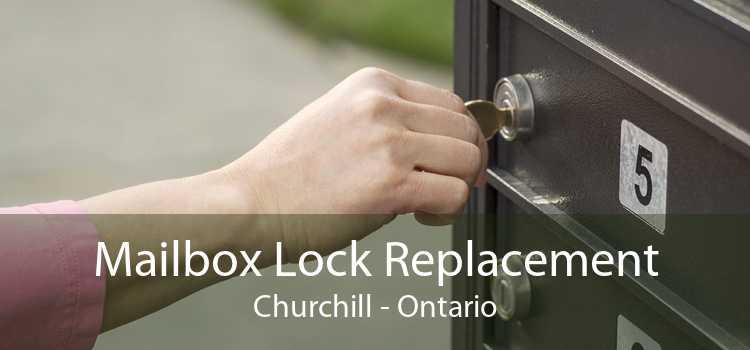 Mailbox Lock Replacement Churchill - Ontario