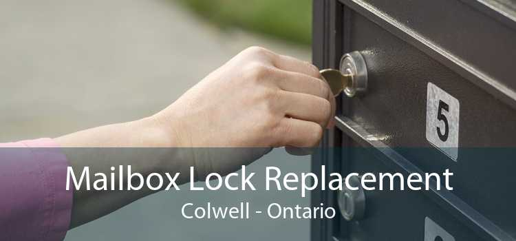 Mailbox Lock Replacement Colwell - Ontario